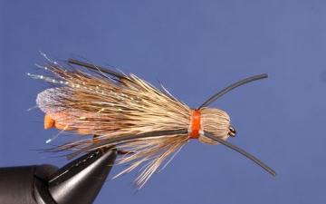 Dry Fly: Rouge Foam