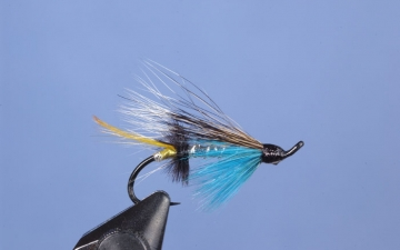 Hairwing: Silver Blue 2