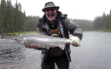 Eager Salmon