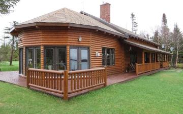 Main Cedar Lodge