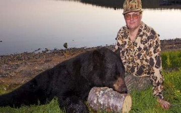 Black Bear Hunter