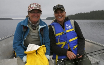 Women's Fishing